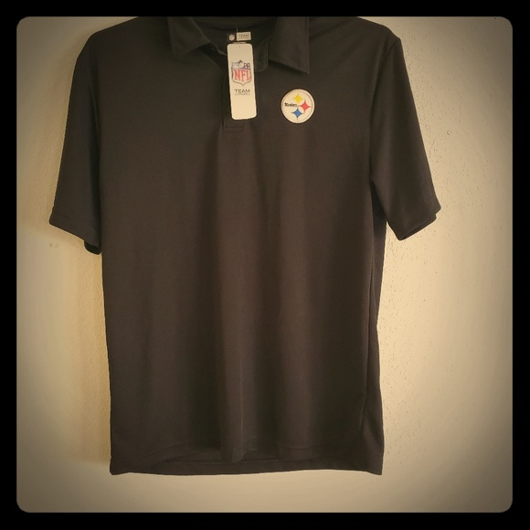 0f36ca241b8 NFL Shirts | Team Apparel Pittsburgh Steelers Men Size L | Poshmark